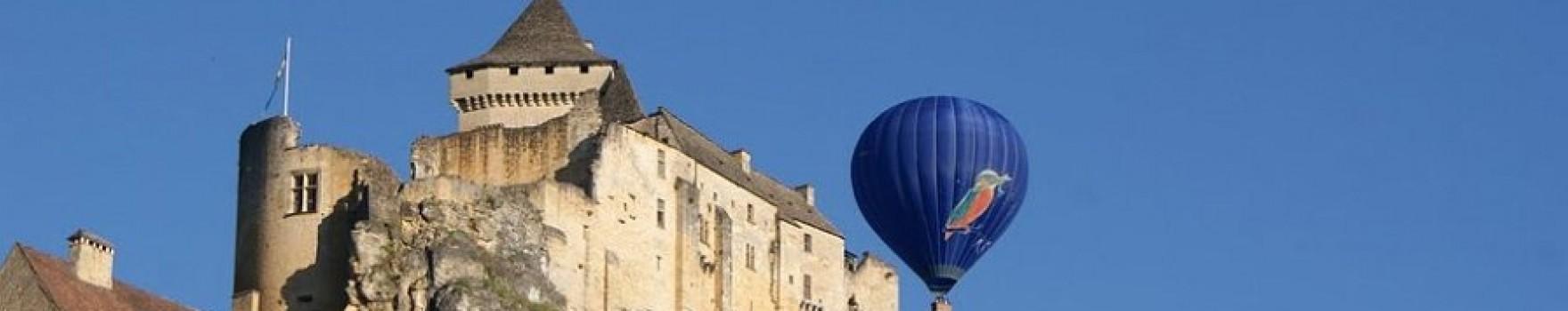Activités aériennes en Périgord