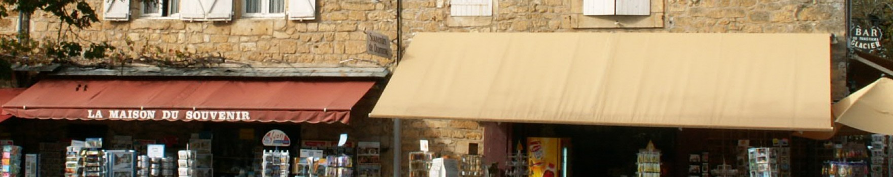 Commerces Dordogne
